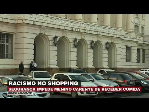 BA: Segurança Tenta Expulsar Menino Carente De Shopping