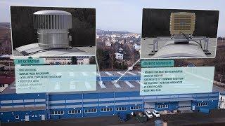 FAIRAIR   HVAC Systems For Large Industrial Buildings