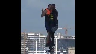 Flyboard Experience with Day & Night Dubai
