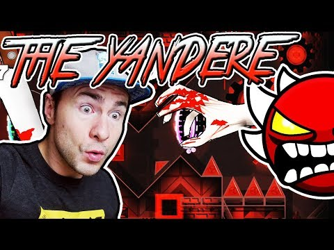 The Yandere SUPER EXTREME DEMON [Practice Mode Tips And Tricks From EVW] // Geometry Dash