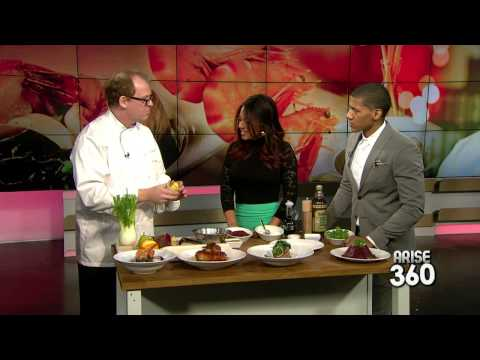 Arise Entertainment 360 with Executive Chef Julian ClaussEhlers