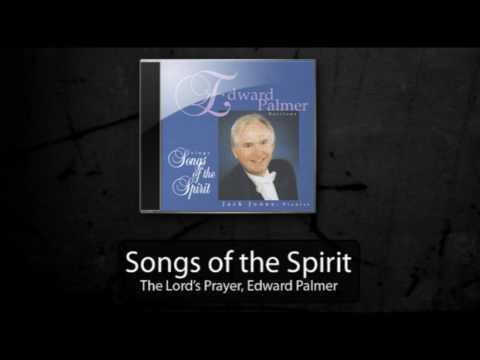 "Edward C. Palmer sings Malotte's ""Lord's Prayer"