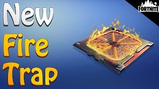 FORTNITE - How To Get The New Fire Trap, New Enemy Types And Combat Pro (March Roadmap)