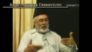 Khatam-an-Nabiyeen - Ein Messias und Prophet Allahs nach Hazrat Muhammad (saw) 3/33
