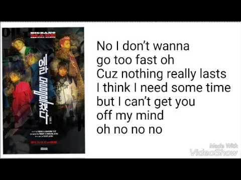 [EASY LYRICS] BIGBANG - Fxxk it