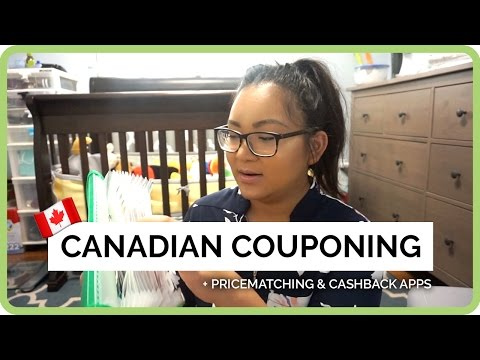 Extreme Couponing, Pricematching, And Cash Back Tips In Canada