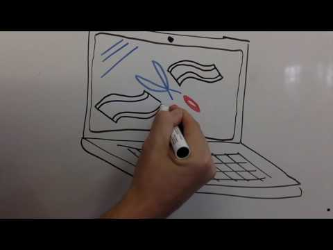 VISUAL ESSAYS using a whiteboard