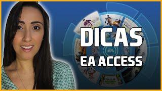 EA ACCESS - O QUE É, COMO FUNCIONA, VALE A PENA? (Exclusivo para Xbox)