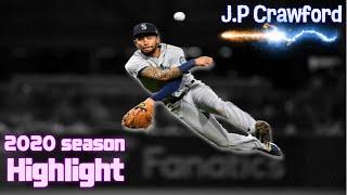 MLB 2020시즌 jp크로포드  하이라이트  (fea…
