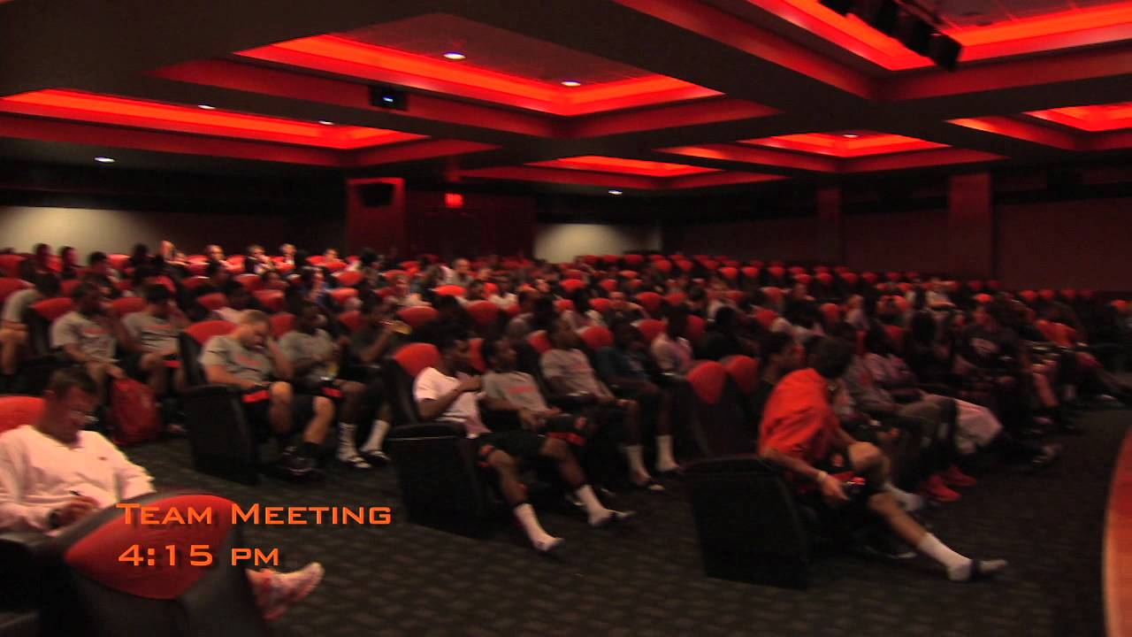 Day In The Life - Oklahoma State Football