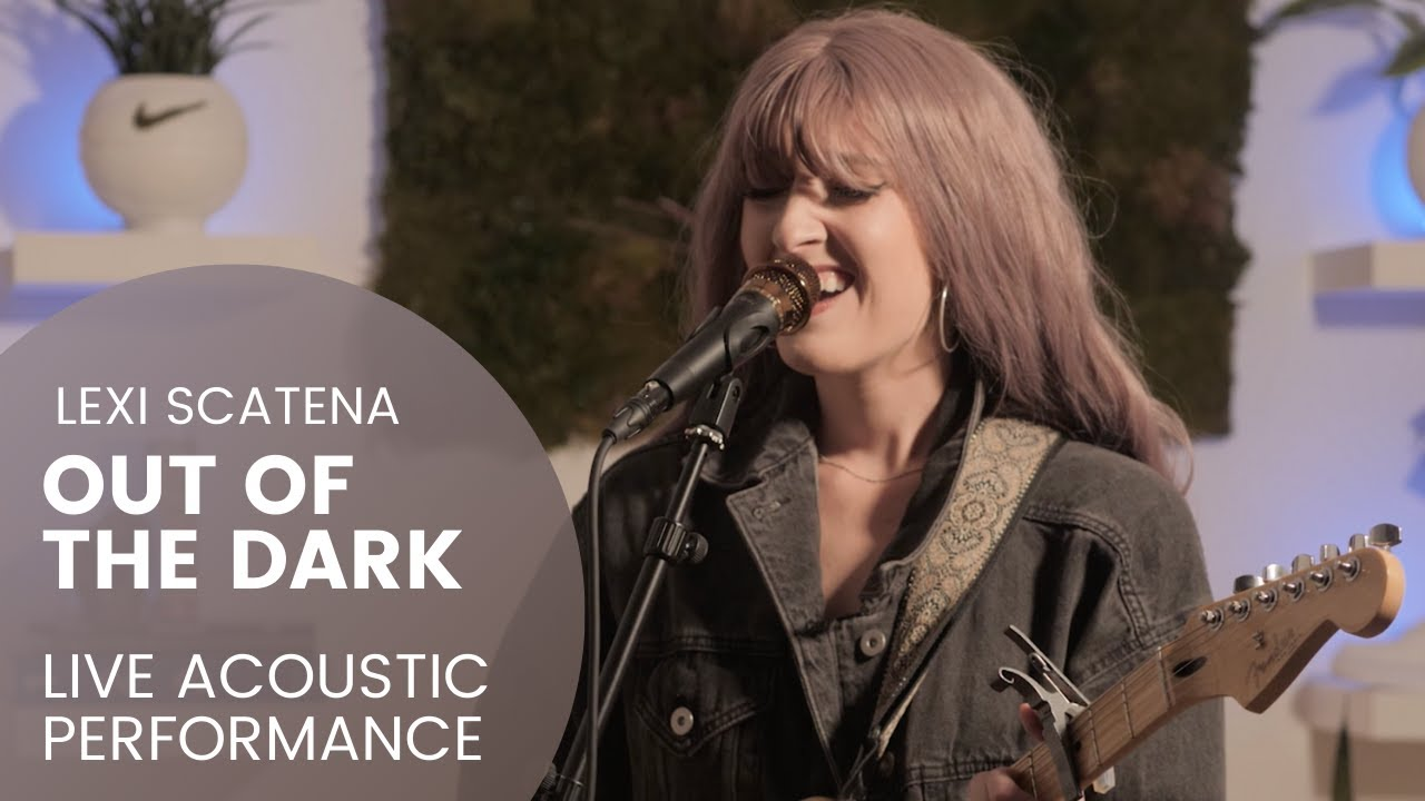 """Lexi Scatena performs """"Out of the Dark"""" Live at Master-Peace Studio"""