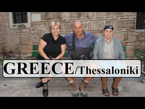 Greece-Thessaloniki (Caucasus Greeks womens are homesickness