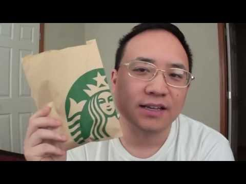 Starbucks Petites - Birthday Cake Pop Review