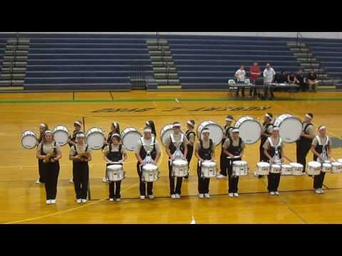 RCB Drumline Expo 2013 Lincoln and RCB performing their cadences!!!!