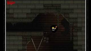 Gish - PC - Stage 1-4 - The Sewers of Dross - Gameplay