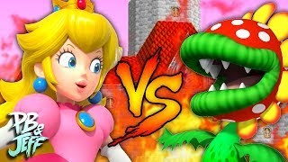 PEACH vs. PETEY | Super Princess Peach (Part 3)