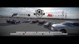 Forza Motorsport 7 K1 April Car Pack!