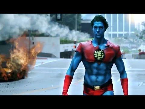 Captain Planet Movie Trailer (FAN-MADE)