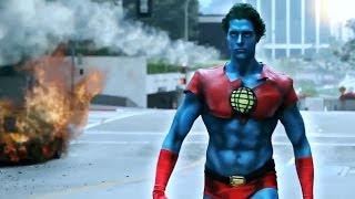 Captain Planet Movie Trailer (FAN-MADE)