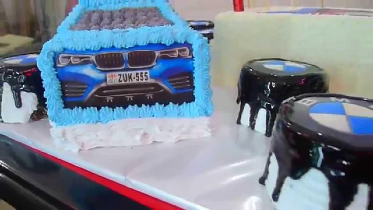 გრანტის ტორტები 593 756 700 მანქანა ტორტი X5 Bmw Cake
