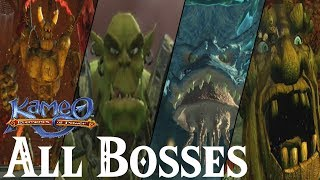 Kameo: Elements of Power // All Bosses