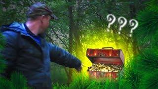 Грибы и необычные находки в лесу