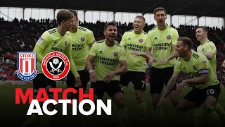 Stoke 2-2 Blades - match action