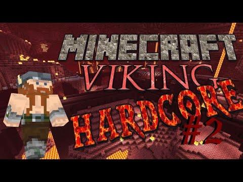 Minecraft Viking Hardcore S2 - 2 Svenska
