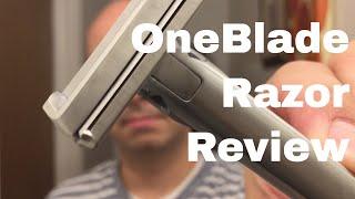 OneBlade Genesis Razor Review