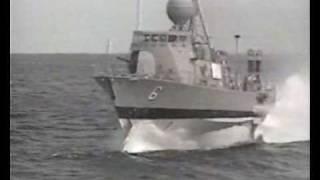Pegasus-class PHM hydrofoil