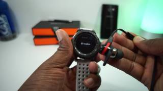Samsung Gear S3: Connecting Bluetooth Devices