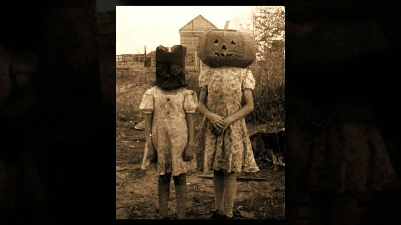 Picovico Slideshow Maker | Terrifying Vintage Halloween Costumes ...