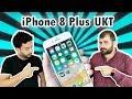 iPhone 8 Plus Uzun Kullanım Testi UKT iPhone X e göre avantajları neler