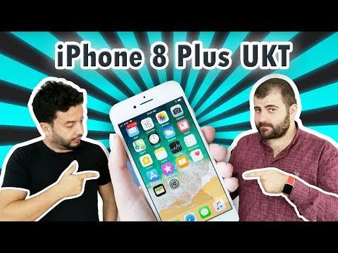 iPhone 8 Plus Uzun Kullanım Testi UKT - iPhone X
