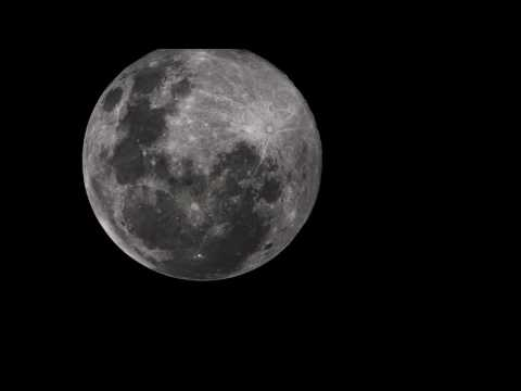 MOON - Earths only natural satellite