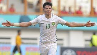 أهداف مباراة السعودية 2-1 إندونيسيا | ثنائية عبدالله الحمدان | مباراة ودية تحت 19 سنة