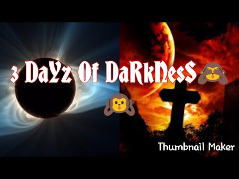 3 days of Darkness, Warning Is It Real? What will happen? Mom Reacts New 2019, Passover 2019