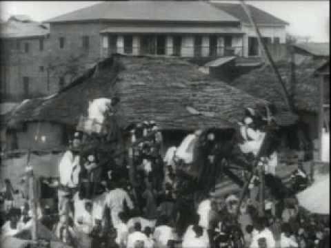 Theodore Roosevelt - African Safari - 1909 - Part 1 of 4