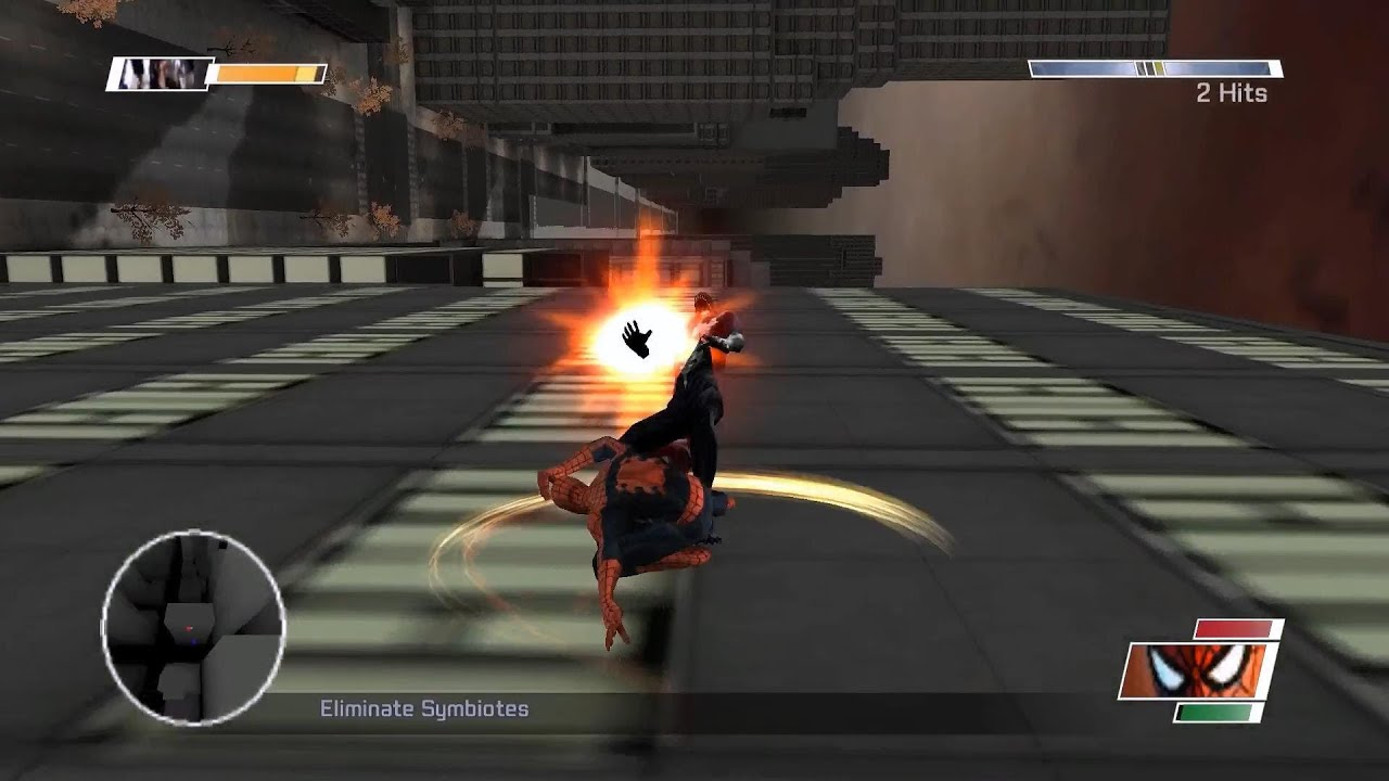 spiderman web of shadows wii