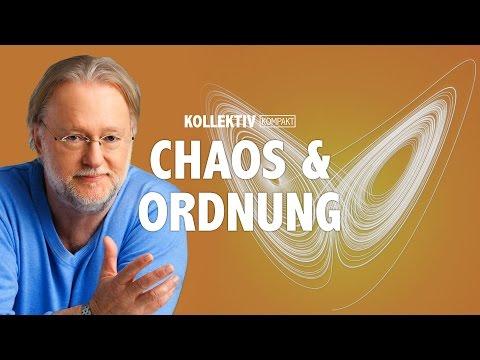 CHAOS & ORDNUNG - Was bestimmt die Zukunft der Menschheit? / Kollektiv - Kompakt