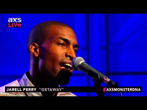 "Jarell Perry Performs ""Getaway"" on AXS Live"
