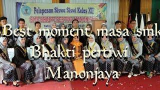 MASA SMK BEST MOMENT STORY #SMK_BHAKTI_PERTIWI