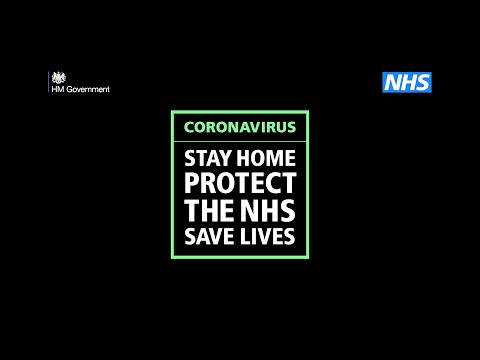 'Stay home, save lives' government advert urges Britons to protect NHS
