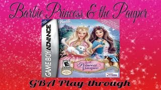 Barbie as the Princess and the Pauper (GBA) Part 2