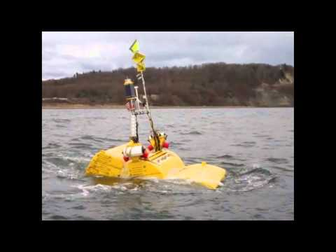 Columbia Power Technologies - Puget Sound Sea Trials