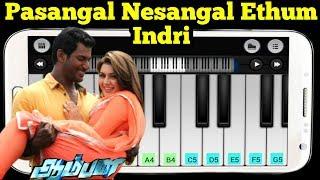 pasangal nesangal ethum indri | piano tutorial | Aambala | vishal & hansika | yaar enna sonnalum