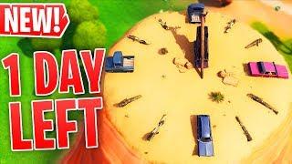 *SECRET* Clock In Fortnite! Fortnite Season 7 Secret Event