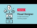 How to edit Text Block in Visual Designer for Opencart