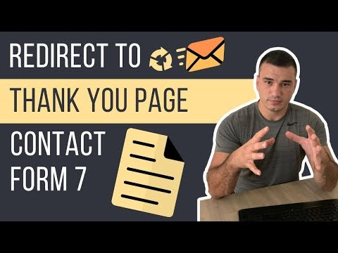 Contact Form 7 Redirect To URL After Submission | Redirect To Thank You Page Without A Plugin