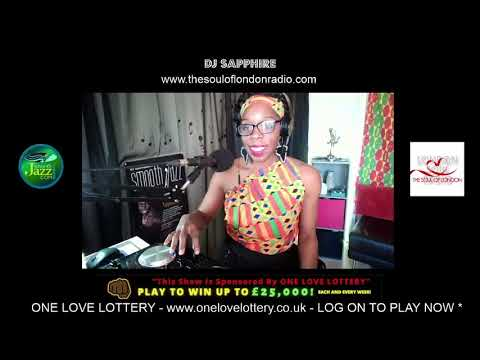 Smooth Jazz and Soul with DJ Sapphire